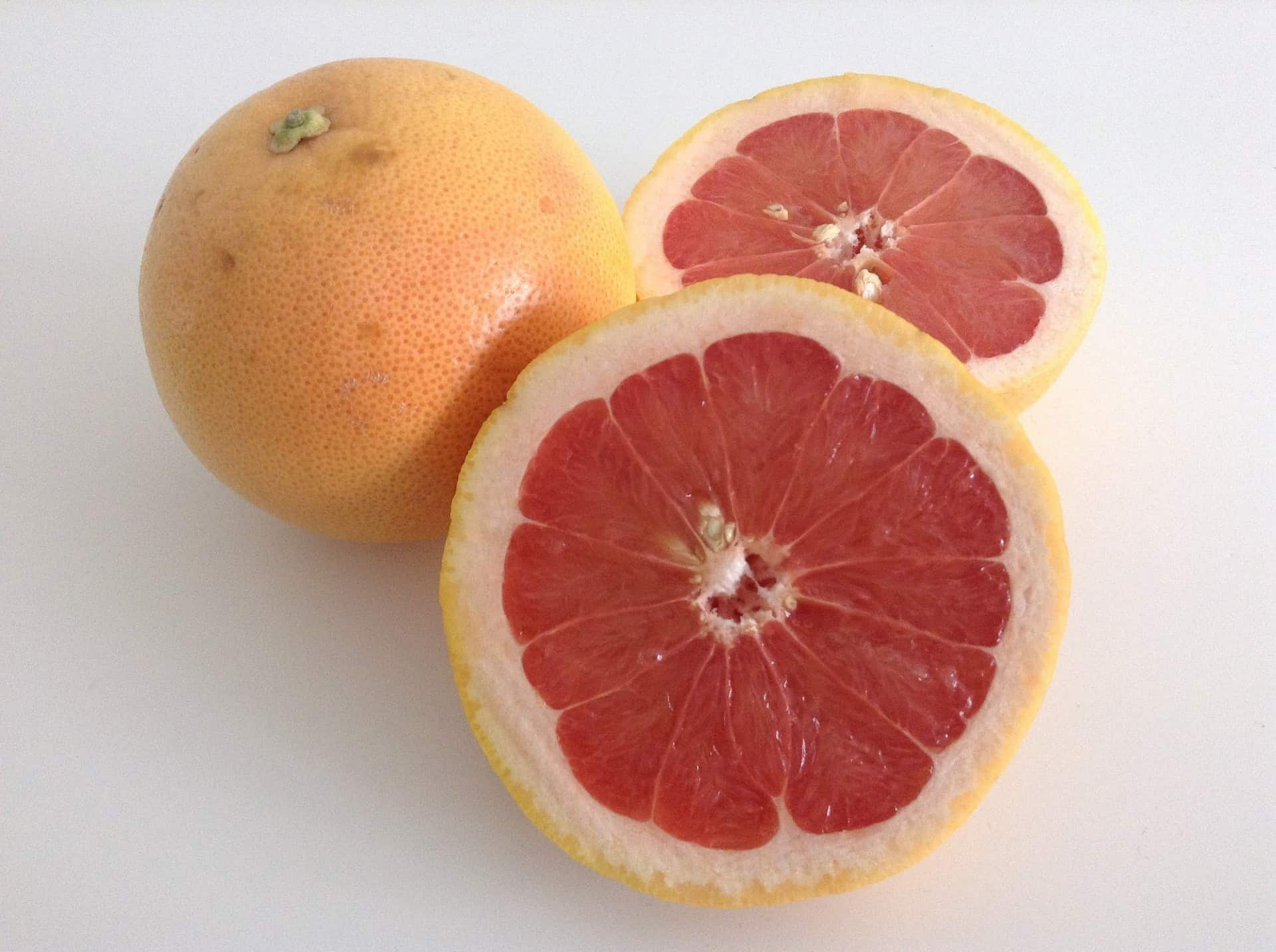 Burn Fat with Grapefruits