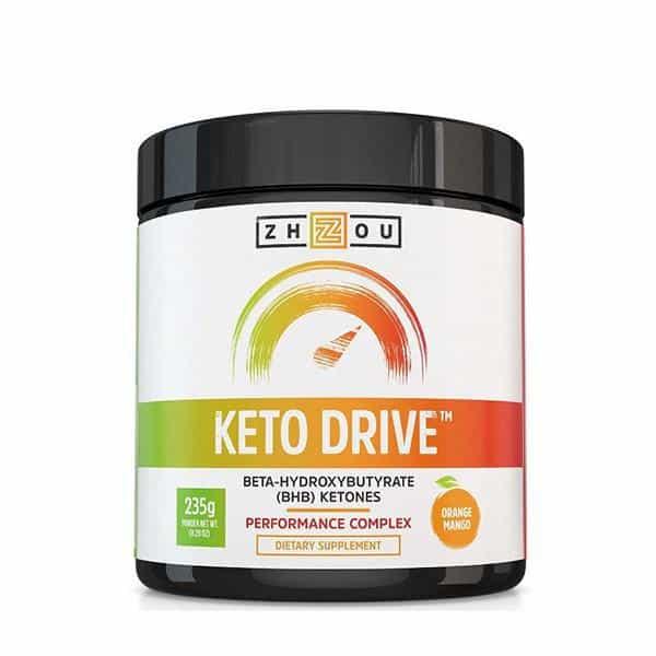 Keto Drive Orange